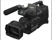 Sony HVR-HD1000E - Профессиональная DV,  HDV Видеокамера