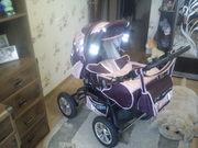 коляска-джип
