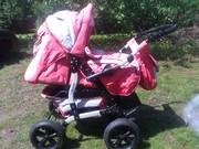 продаю коляску джип зимне-летнего варианта