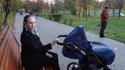 Продам коляску Camarelo Q12 2в1 б/у срочно