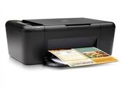 Продам МФУ (принтер,  сканер,  копир) HP Deskjet F4583