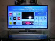 Продам телевизор Toshiba 40L7363 Full HD,  Wi-Fi,  3D,  Skape,  c LED под