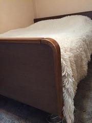 Кровать+матрас+комплект мебели в подарок