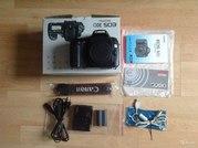 фотоаппарат Canon 30D   объектив canon 17-85mm