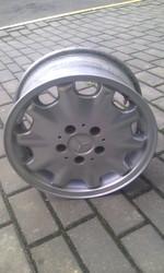 литые диски R15 для машины мерседес