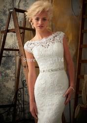 Нежное свадебное платье,  размер 40-42