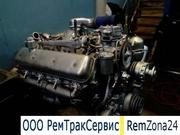 двигатель ямз 7511 с кап. ремонта