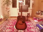 Продается гитара. Срочно.